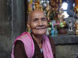 Buddhistisk nonne