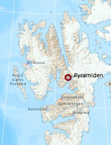 Kilde: Toposvalbard, Norsk Polarinstitutt