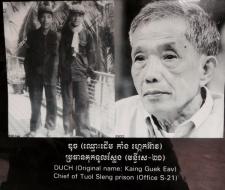 Den forhatte fengselsdirektøren Duch