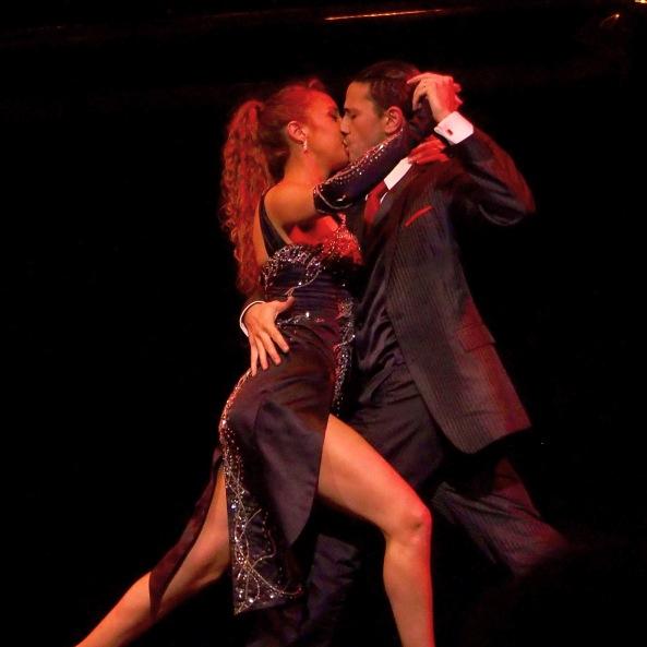 Lidenskapelig tango