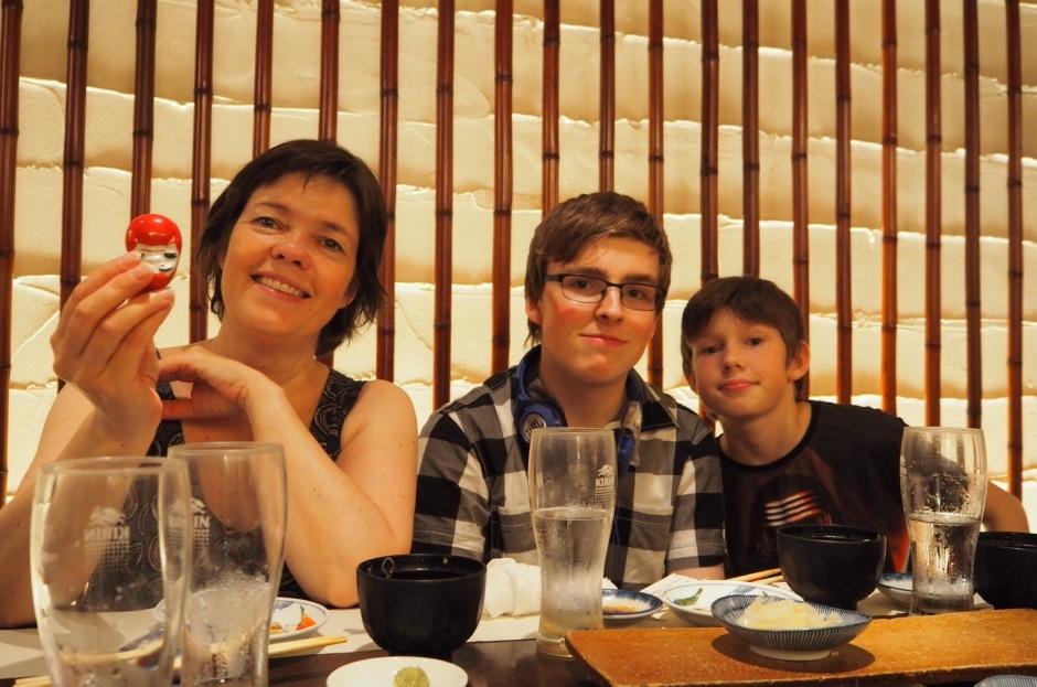På Sushi restaurant