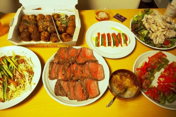 Deilig mat