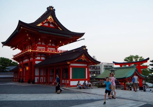 Fushimi Inari tempelet