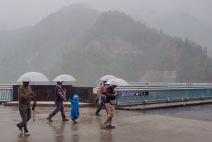 Skikkelig paraplyvær