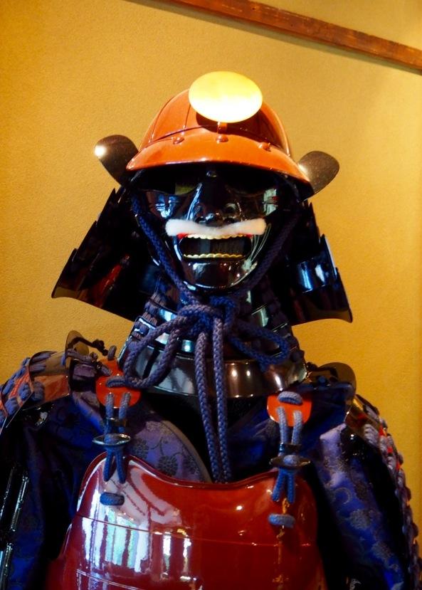 Samurai kostyme